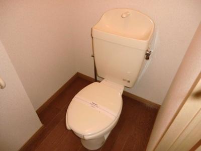 【トイレ】レオパレスミツマツⅦ