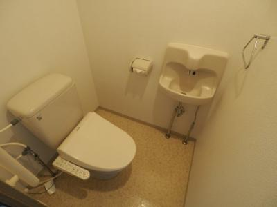 【トイレ】本山アーバンライフ