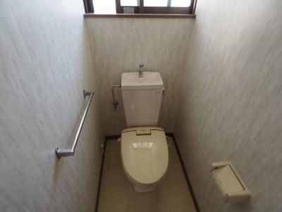 【トイレ】本山中町1丁目 2階建て