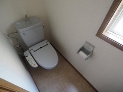 【トイレ】本山中町3丁目戸建