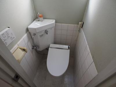 【トイレ】本山南町6丁目 戸建