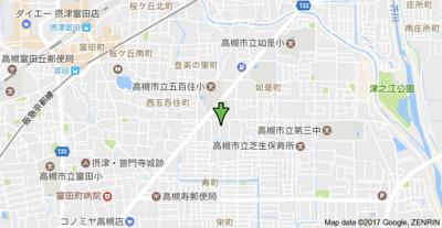 【地図】シャトレー寿 株式会社Roots
