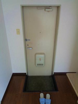 【玄関】エクセルプラザしんけ