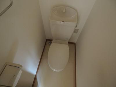 【トイレ】本山北町ハイツ