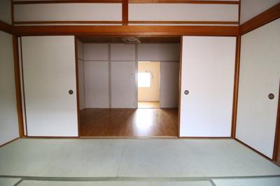 【和室】二葉町貸家