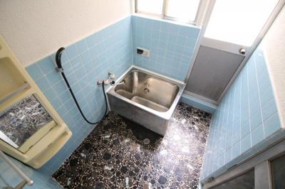 【浴室】二葉町貸家
