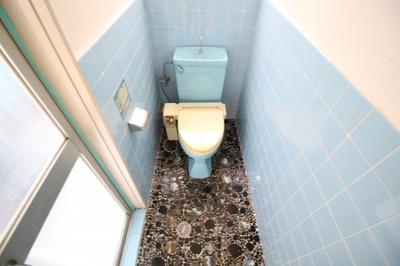 【トイレ】二葉町貸家