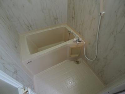 【浴室】ユニハイム東灘