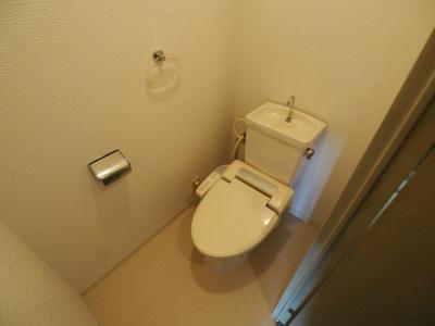 【トイレ】ユニハイム東灘