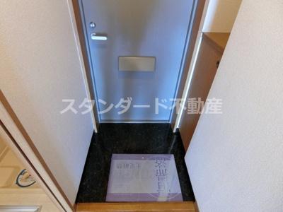 【玄関】KHKコート西野田