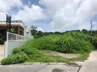【土地図】沖縄市胡屋6丁目(85.32坪)
