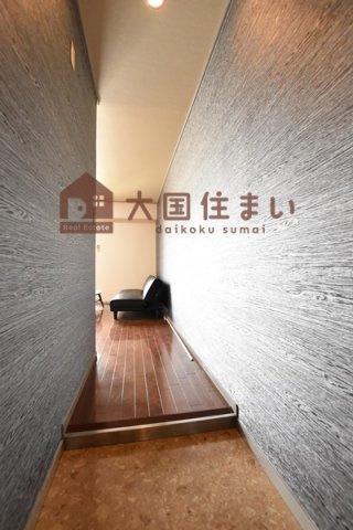 【玄関】タイホウハイツ敷津2番館