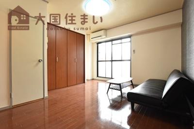 【寝室】タイホウハイツ敷津2番館