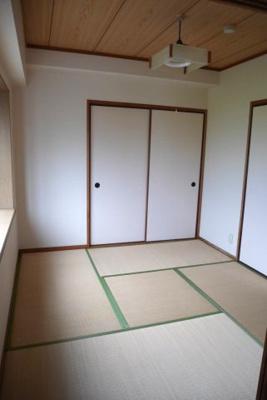 【和室】北園パークマンション