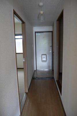 【玄関】北園パークマンション