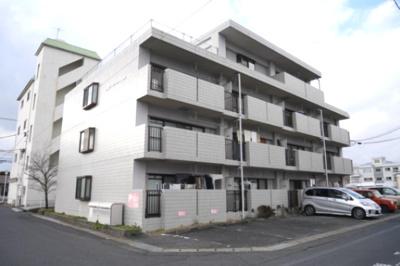 【外観】北園パークマンション