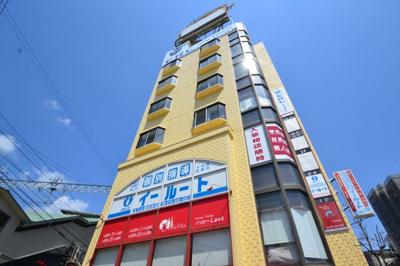 【外観】ERC王子駅前ビル