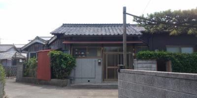 【外観】林田町【浜西】平屋住宅