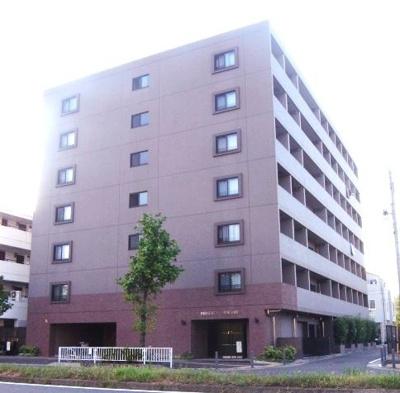 フェニックス新横濱エオール:外観