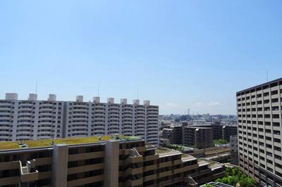 【展望】ヨコハマオールパークス第二街区