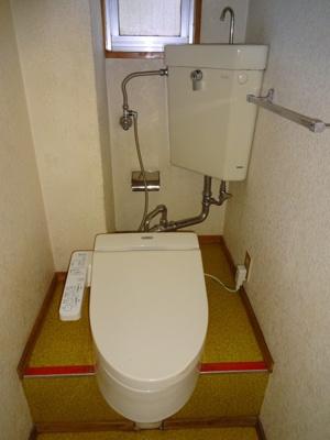 【トイレ】ハイツ中央