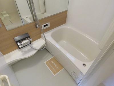 【浴室】エミールコート西脇