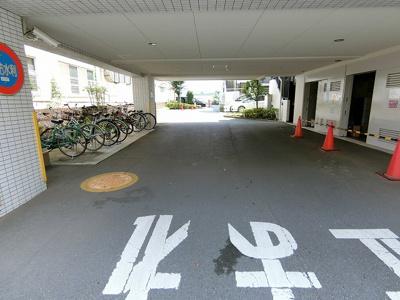 【駐車場】レクセルアベニュー昭島