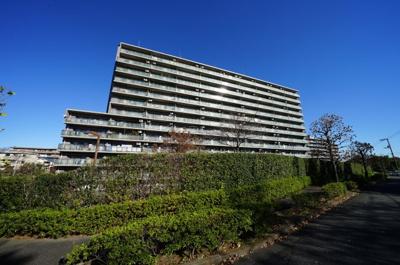 【外観】横浜星の丘ビューシティC棟【成約】