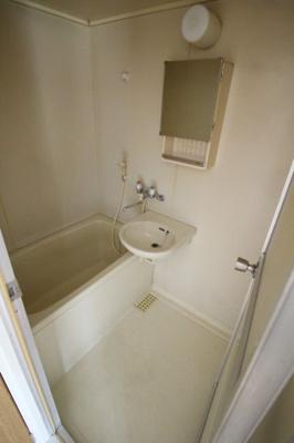 【浴室】第2ハイツ中山