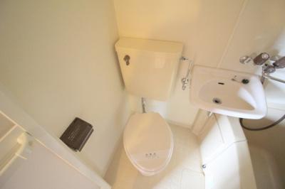 【トイレ】コーポ末広