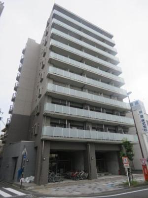 【外観】静岡清閑町エンブルコート