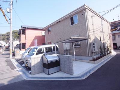 【駐車場】カーサコルティーレⅢ