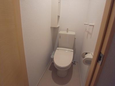 【トイレ】カーサコルティーレⅢ