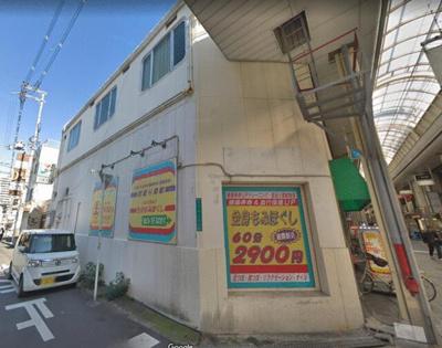 堺東4分!商店街すぐそば! 店舗事務所 51.64坪!