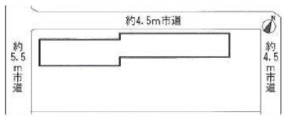 【区画図】船橋市習志野台8丁目