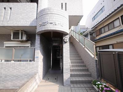 【エントランス】ラミアール・U~仲介手数料無料キャンペーン~