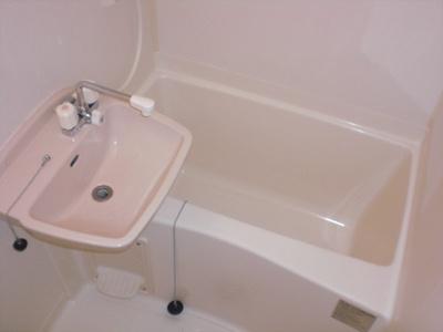 【浴室】ドミールⅣ
