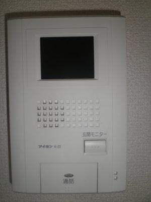 【セキュリティ】ドミールⅣ