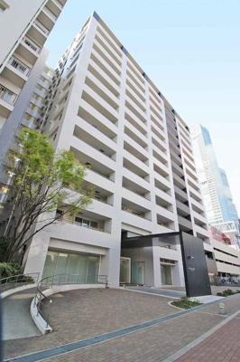 最上階!!14階部分!!大阪市谷町線『阿倍野』駅まで徒歩3分!!外観もお洒落なマンション♪