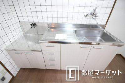 【キッチン】フラワーパーク