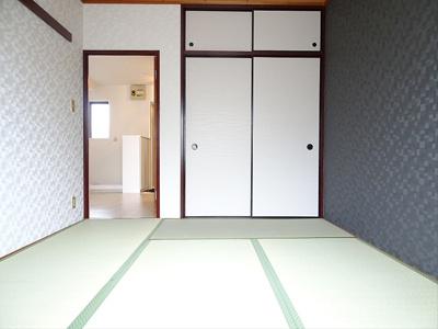 【寝室】本町グリーンハイツ