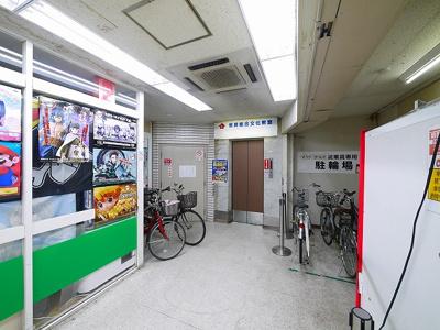 【その他共用部分】奈良市観光会館