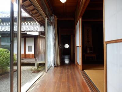 【和室】奥中古住宅