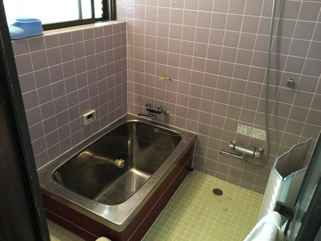 【浴室】勿来町四沢 中古戸建