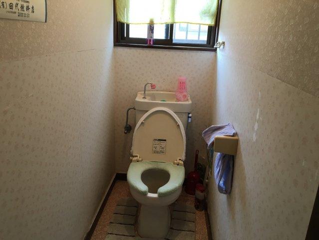 【トイレ】勿来町四沢 中古戸建