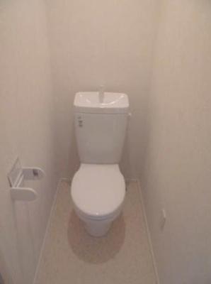 【トイレ】ラカンパネラ中央林間