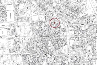 【地図】紫野泉堂町 新築戸建
