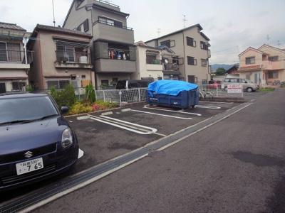 【駐車場】ヴィラ・サヤマⅡ