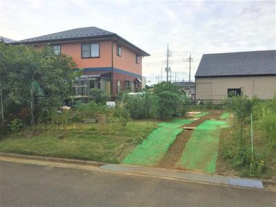 龍ケ崎ニュータウンの区画整理地内・平坦地!