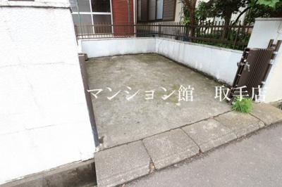 【駐車場】戸頭加藤邸